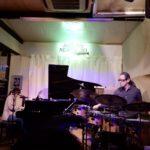 2/20 『蓮見令麻&長沢哲SOLO+DUO』 蓮見令麻(piano/voice) / 長沢哲(drums) #diary