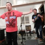 【観覧!】オオクボ-Tと屠殺器,Shayne Bowden / WEEKEND NOISE | art space tetra #diary