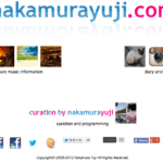 nakamurayuji.com (portal site) リニューアルしました