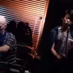 【観覧】Jazzmodic.com presents, Porl B & Chu Makino. 即興エレクトロジャズ&Vocal improv. #diary