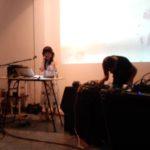 Re-actions→HACO「QOOSUI」レコ発 + TARNOVSKI (Gurun Gurun) 来日ツアー 2017 | 三菱地所アルティアム→art space tetra #diary