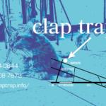 [design works]【ショップカード実績・2018/11】美容室 claptrap のショップカードを制作させて頂きました! #works