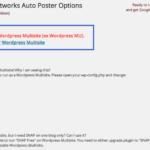 [WordPress]マルチサイトではプラグイン「Social Networks Auto Poster Free」が使用できない!(twitterにもアイキャッチ画像付きでWordPress記事リンクを投稿してくれるプラグイン)
