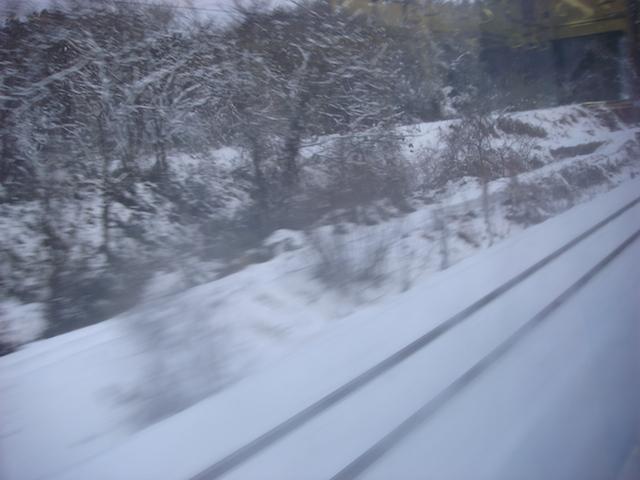 盛岡→福島の車窓から